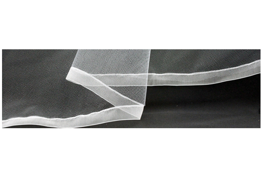 Sheer Organza Ribbon — 5/8 or 1/4 inch